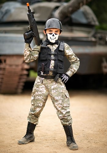 Battle Soldier Costume Update Main