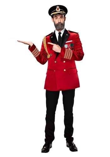 Captain Obvious Mens Costume