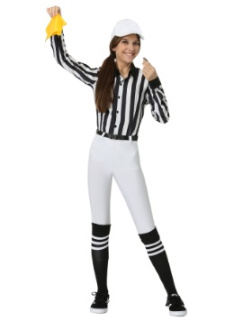 Womenu0027s Referee Costume  sc 1 st  Halloween Costumes & Referee Costumes u0026 Sexy Referee Outfits - HalloweenCostumes.com