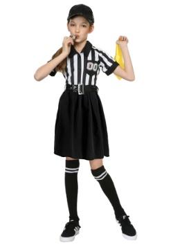 Girl's Referee Costume
