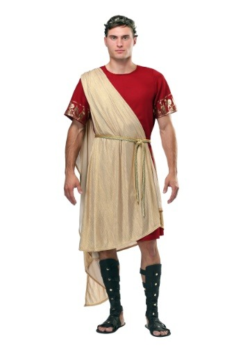Roman Toga Costume for Men