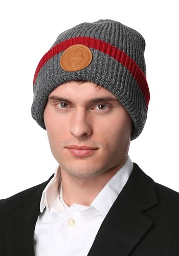 Click Here to buy Marvel Iron Man Winter Hat from HalloweenCostumes, USA Funds & Shipping