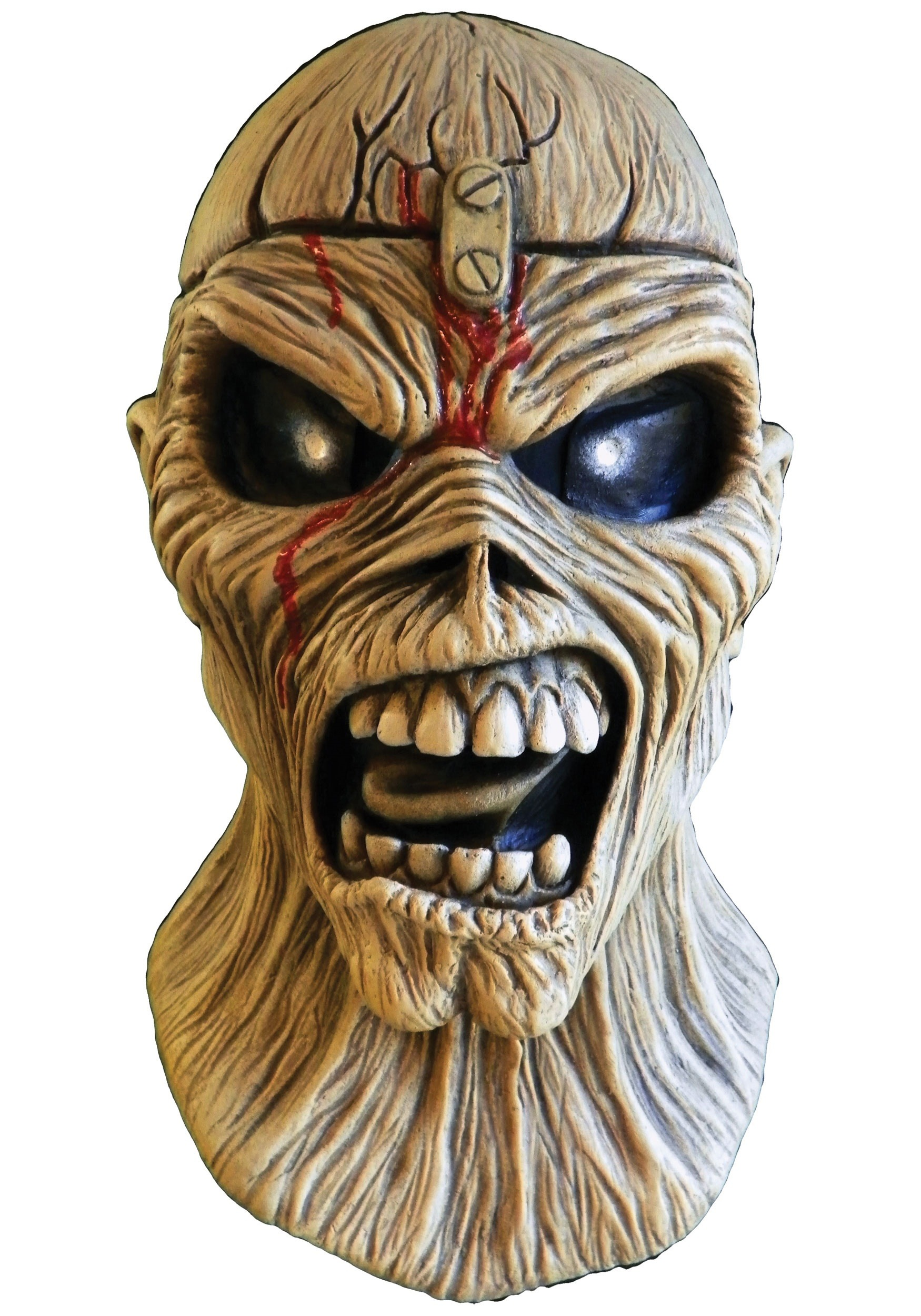 Iron maiden piece of mind adult mask - Mascara de terror ...