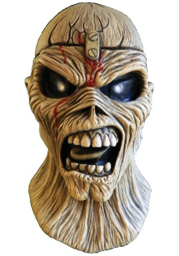 Click Here to buy Iron Maiden Piece of Mind Adult Mask from HalloweenCostumes, USA Funds & Shipping