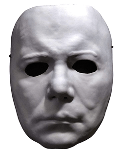 Adult Halloween Michael Myers Vacuform Mask Update