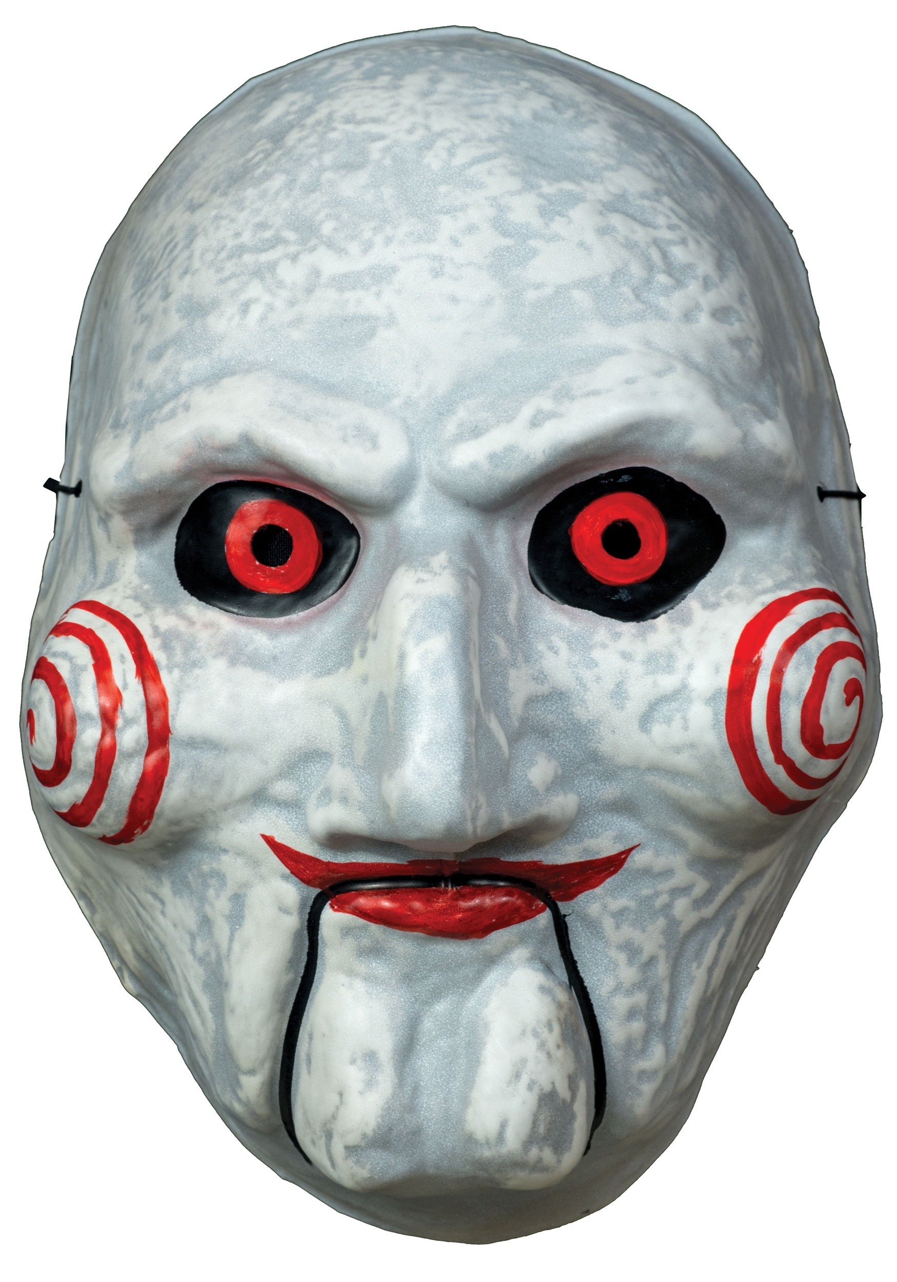 Adult saw billy puppet vacuform mask
