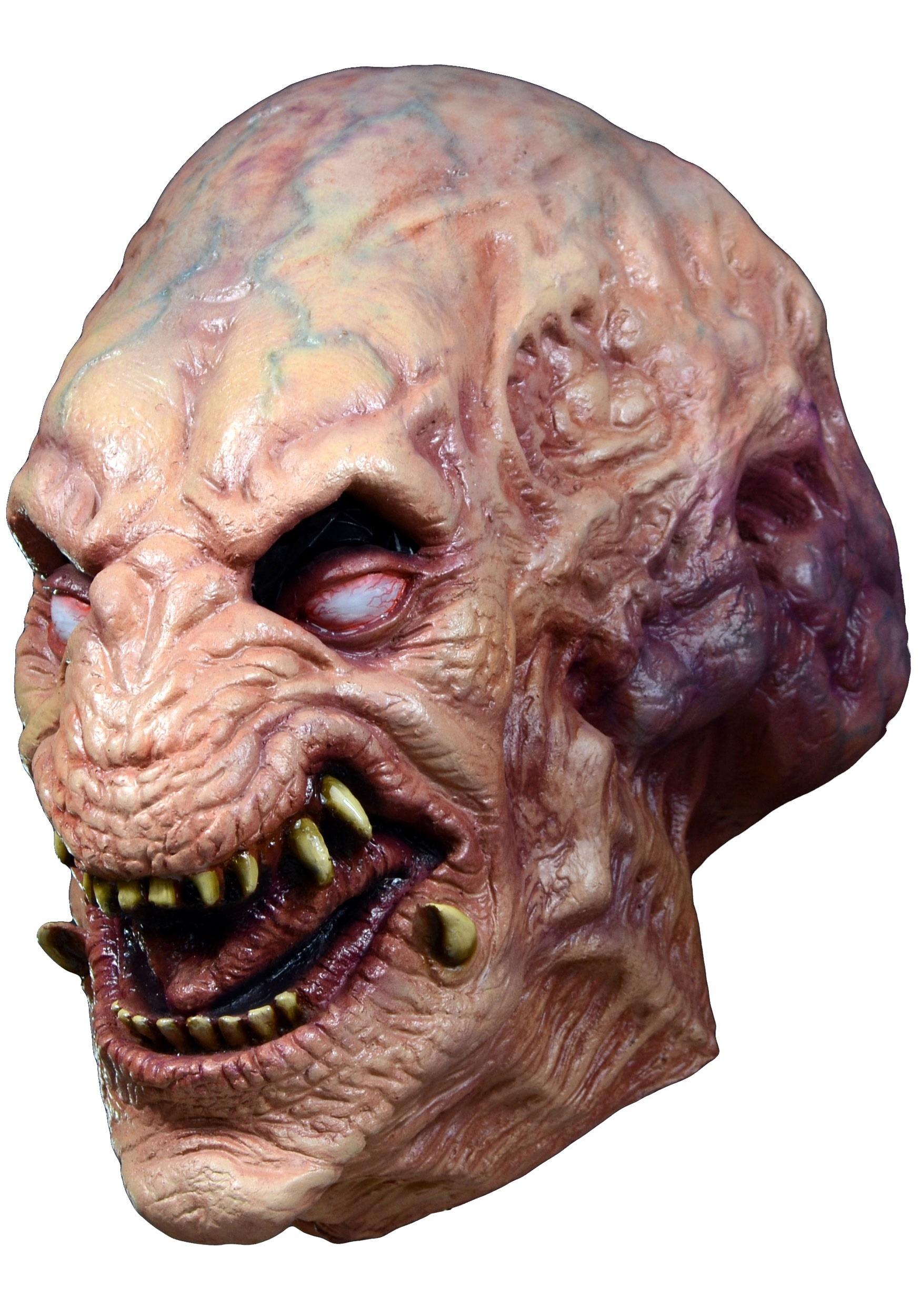 Pumpkinhead Mask for Adults
