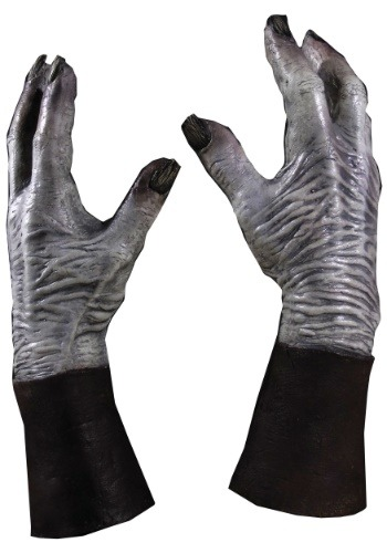 Click Here to buy Game of Thrones White Walker Hands for Adults from HalloweenCostumes, CDN Funds