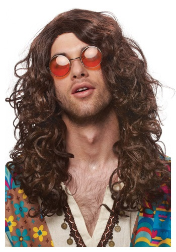 Click Here to buy Groovy Hippie Wig from HalloweenCostumes, CDN Funds