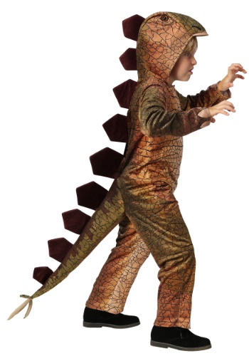 Click Here to buy Spiny Stegosaurus Toddler Costume from HalloweenCostumes, USA Funds & Shipping