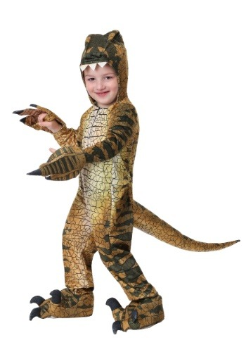 Toddler Velociraptor Costume