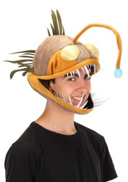 Light-Up Angler Fish Jawesome Hat