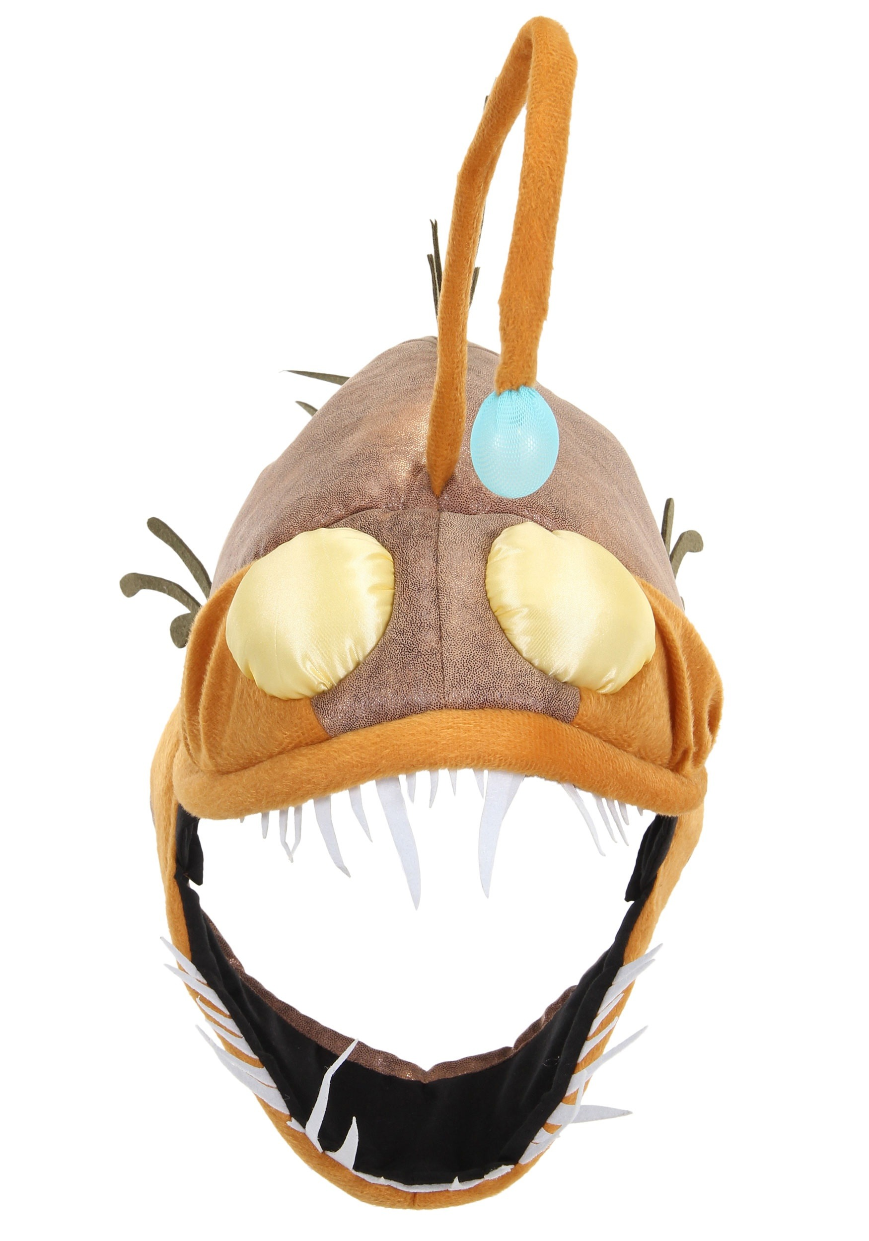 Light Up Angler Fish Jawesome Hat