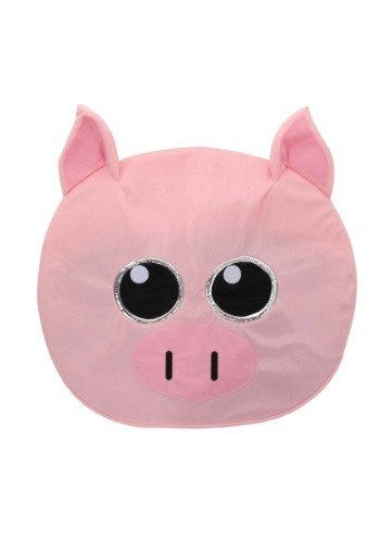Click Here to buy MASKOT Pig Head from HalloweenCostumes, CDN Funds