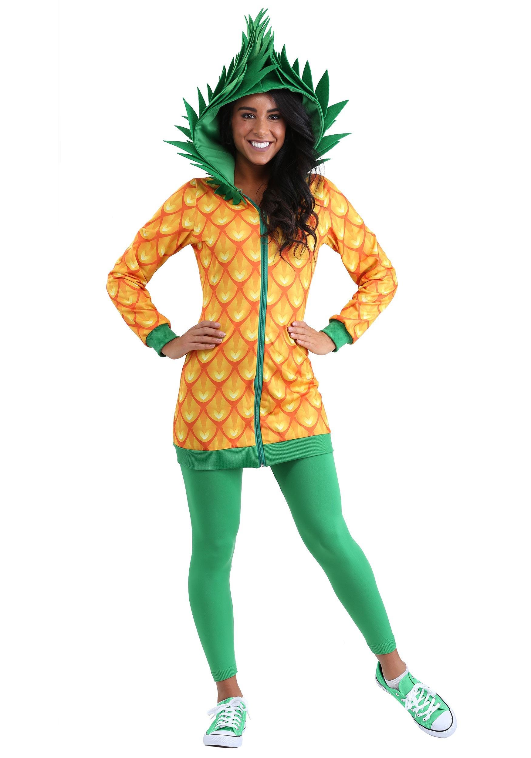 Pineapple_Hooded_Adult_Costume_Dress