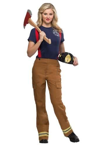 Women's Fire Captain