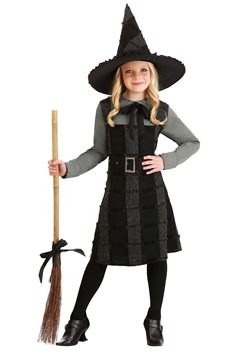 Stitch Witch Costume Girl's