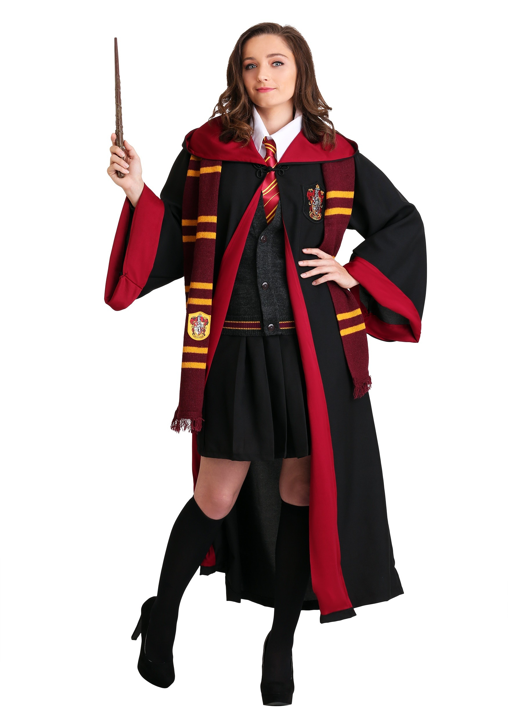 Hermione Deluxe Womens Costume  sc 1 st  Halloween Costumes & Harry Potter Costumes u0026 Accessories - HalloweenCostumes.com