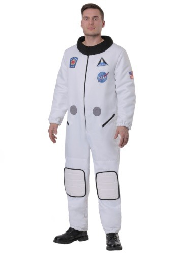 Click Here to buy Deluxe Astronaut Costume for Plus Size Men 2X from HalloweenCostumes, CDN Funds