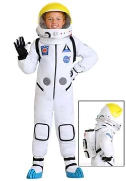 Child Deluxe Astronaut Costume-update2