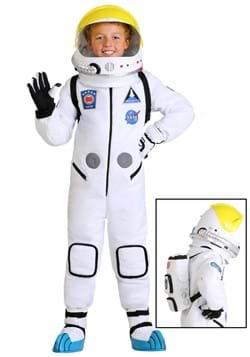 Kids Deluxe Astronaut Costume