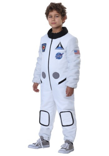 Click Here to buy Deluxe Astronaut Costume for a Kids from HalloweenCostumes, CDN Funds