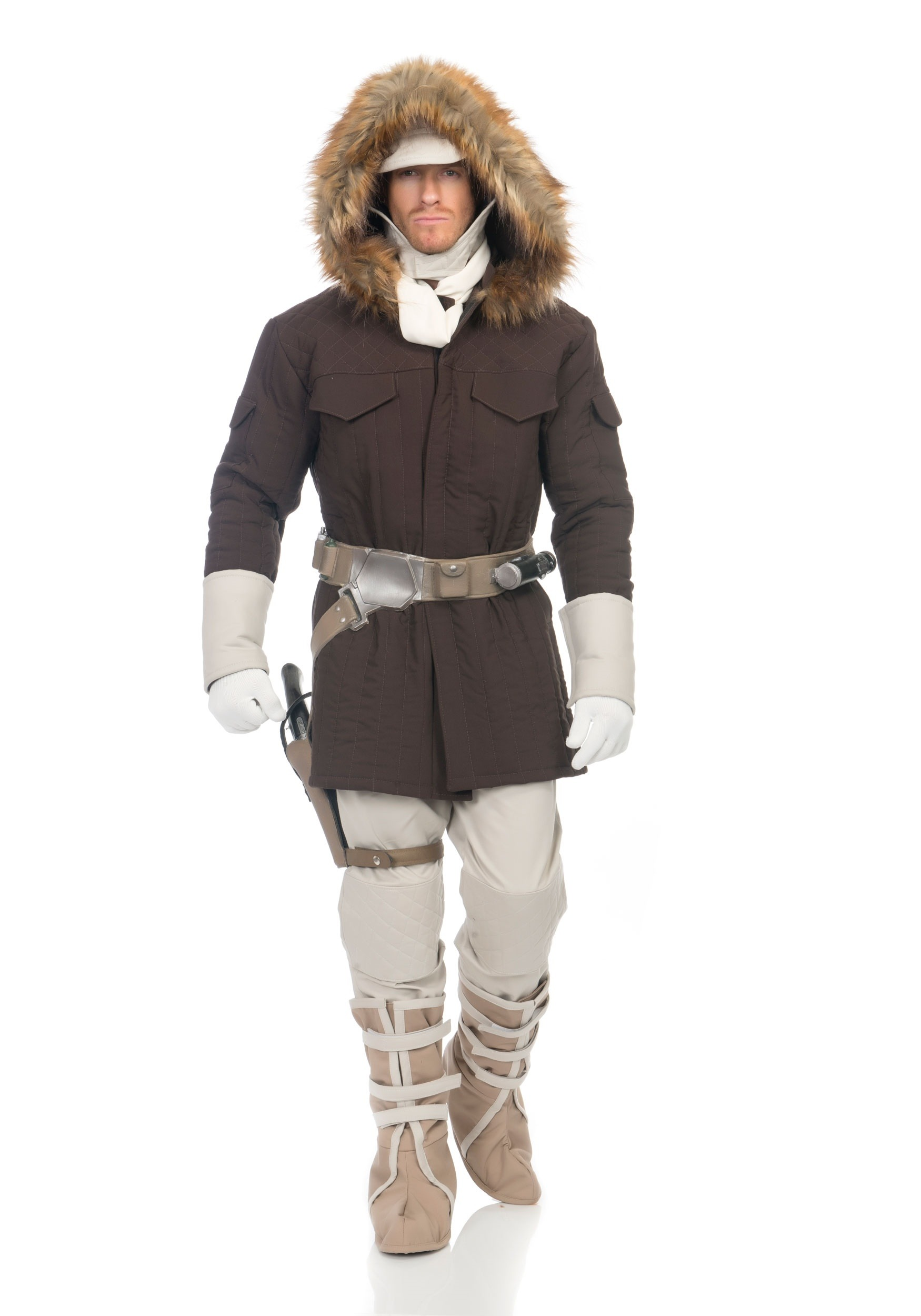 Hoth Han Solo Costume For Men