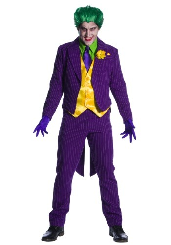 Click Here to buy Mens Joker Costume from HalloweenCostumes, CDN Funds