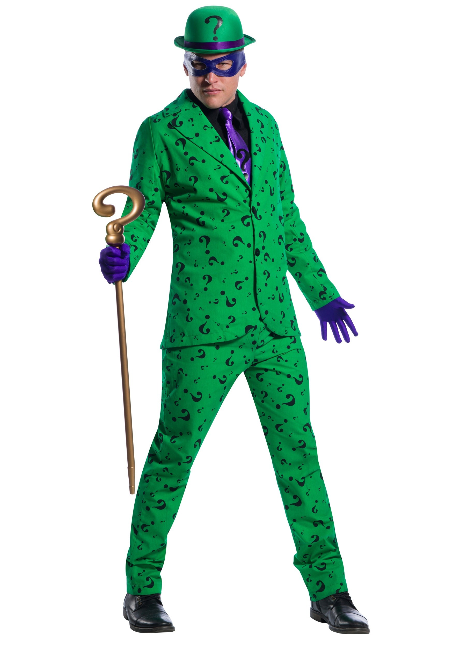 Menu0027s Riddler Costume Sc 1 St Halloween Costumes