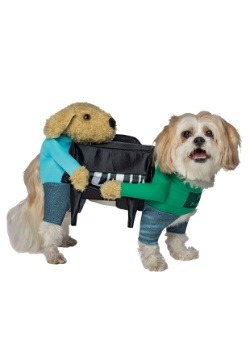Dogs Carrying Piano Costume