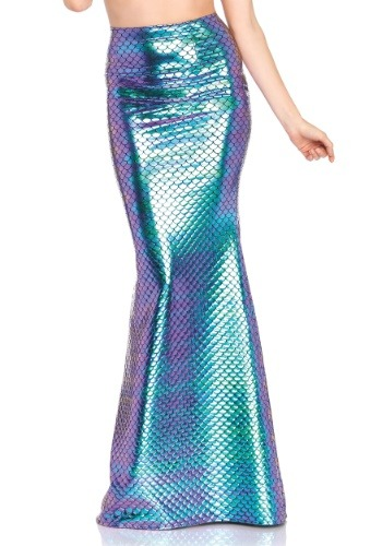 Click Here to buy Deluxe Mermaid Tail Skirt for Women from HalloweenCostumes, CDN Funds