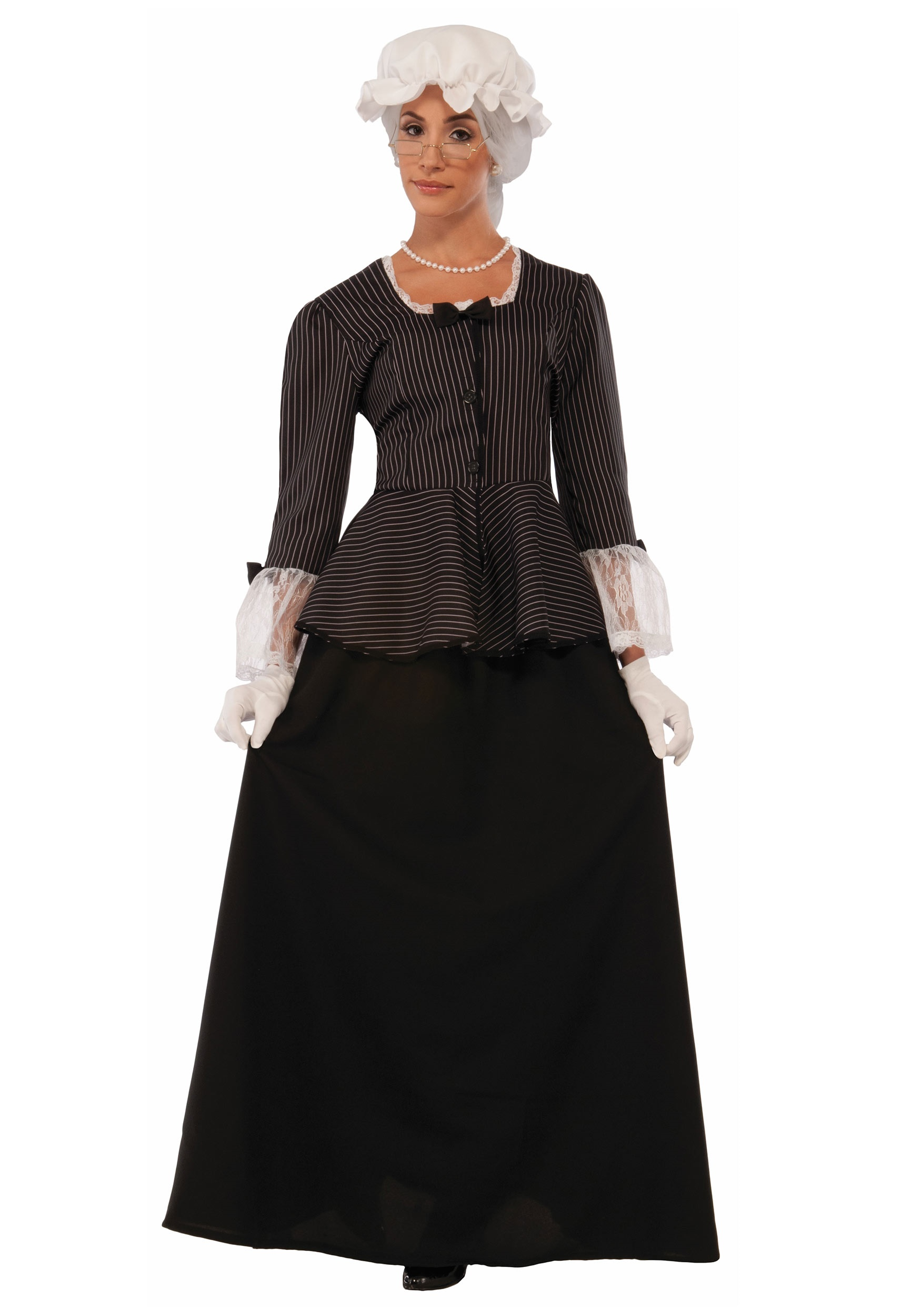 womens martha washington costume