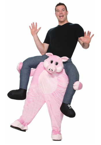 Click Here to buy Adult Piggyback Ride On Costume from HalloweenCostumes, USA Funds & Shipping