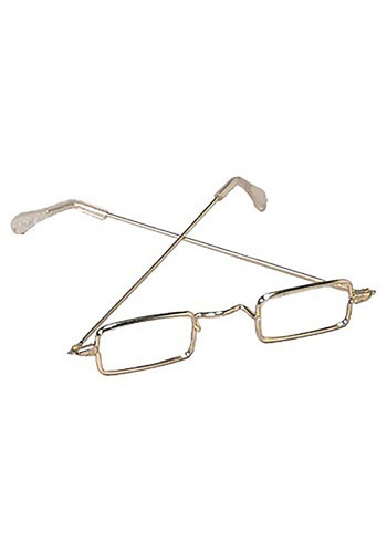 Click Here to buy Santa Claus Rectangular Glasses from HalloweenCostumes, CDN Funds
