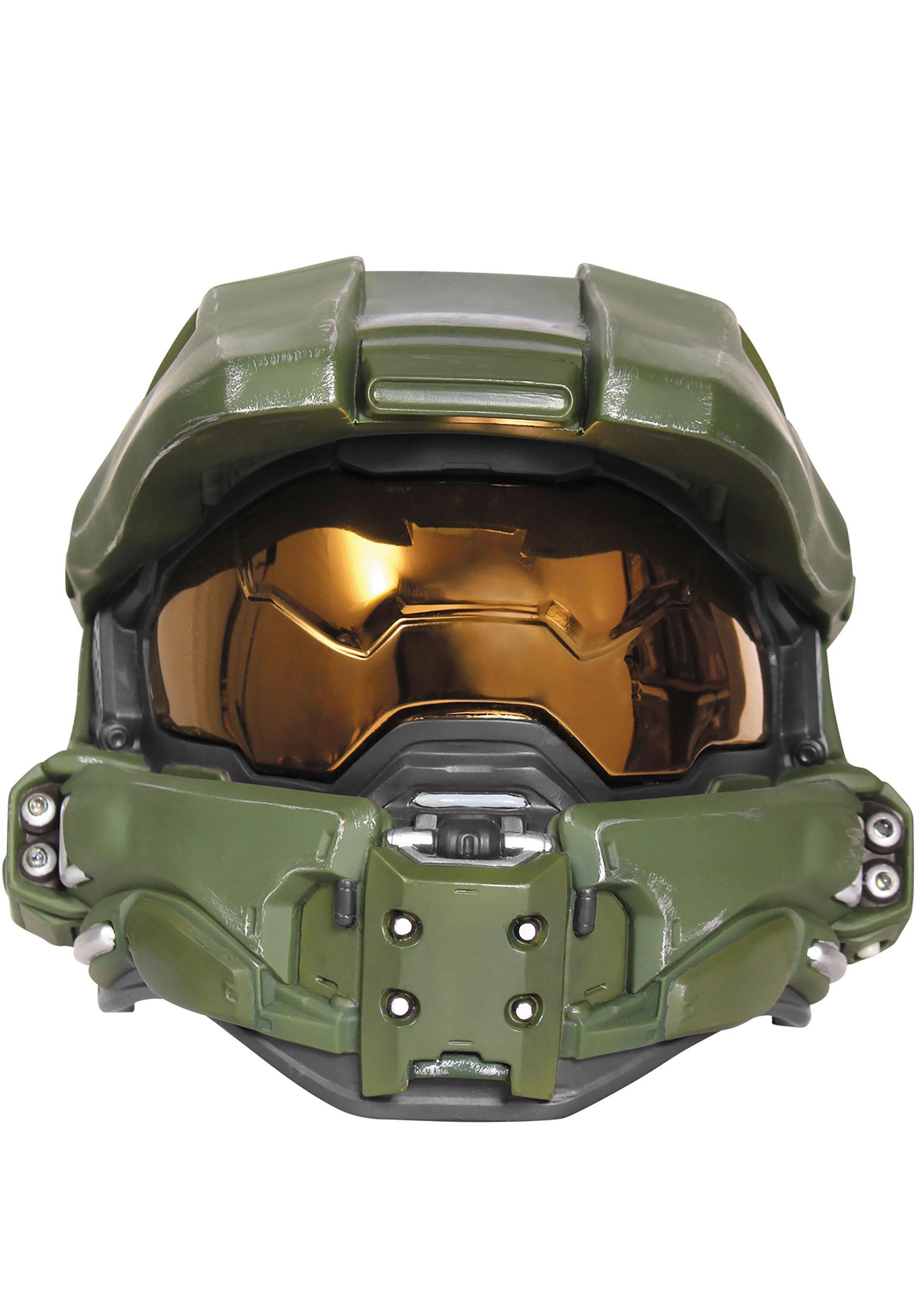 Master Chief Light Helmet Kids