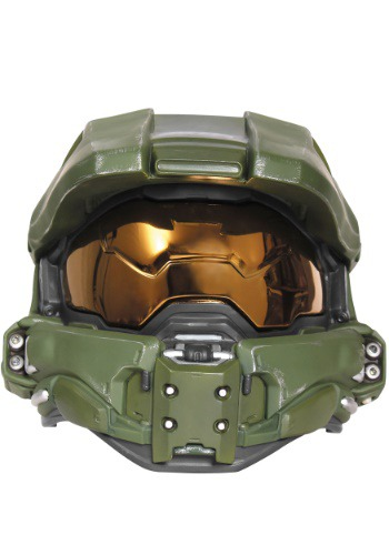 Click Here to buy Master Chief Light Up Helmet for Kids from HalloweenCostumes, CDN Funds