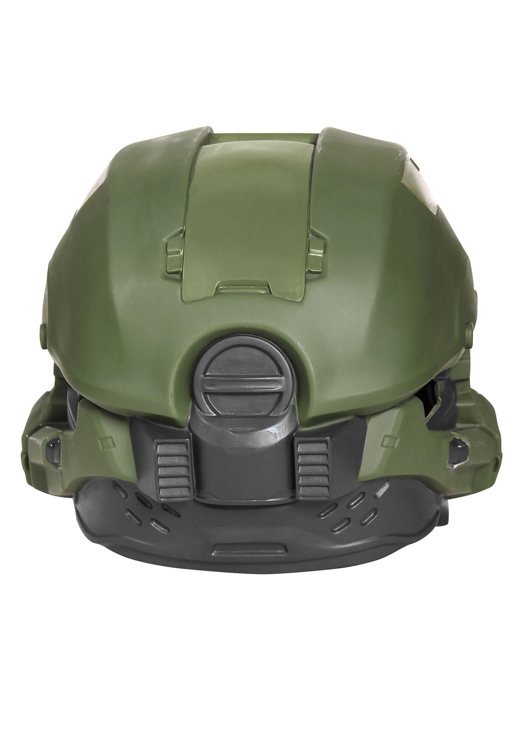 master chief light up helmet for kids