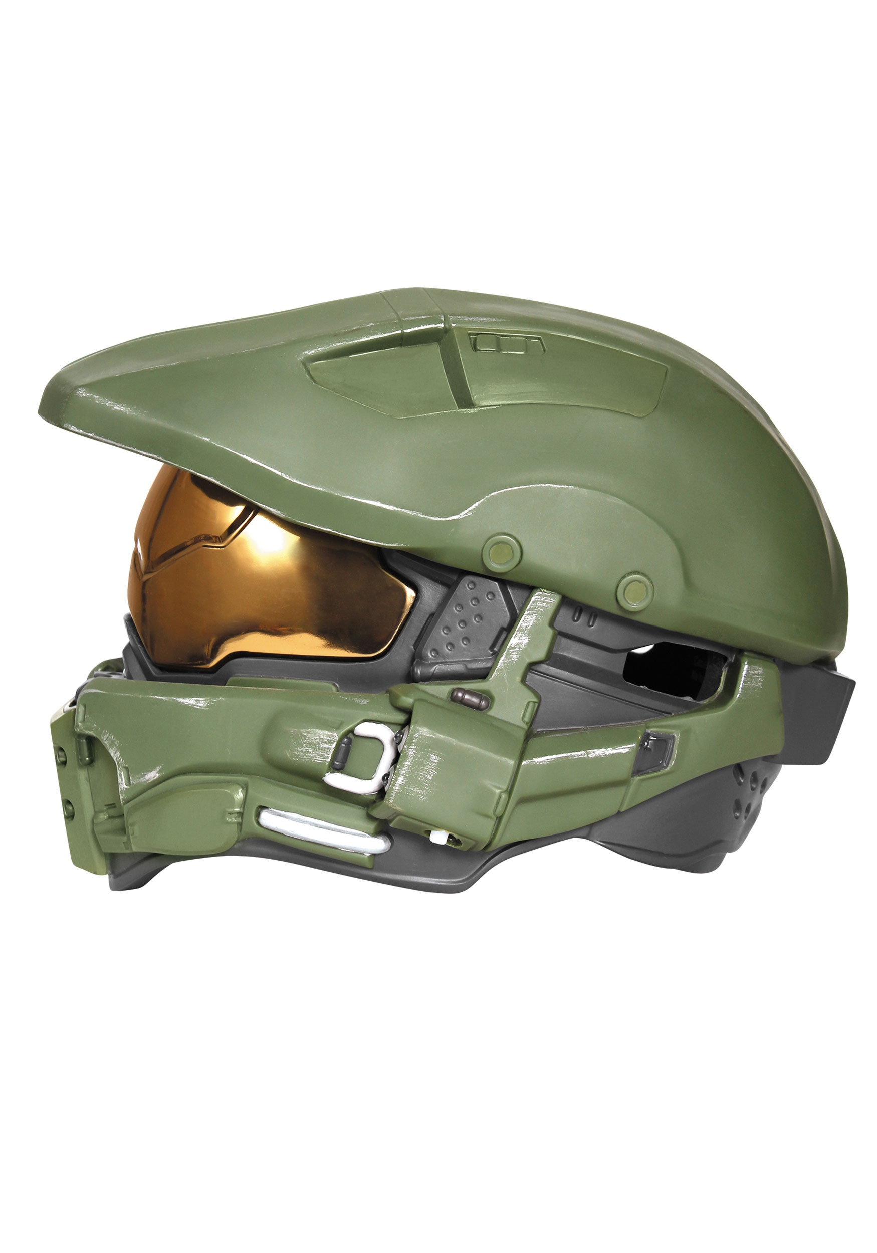 how to make a master chief helmet