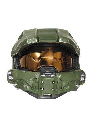 Click Here to buy Master Chief Light Up Helmet for Adults from HalloweenCostumes, CDN Funds