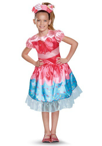 Click Here to buy Jessicake Classic Kids Costume from Shopkins from HalloweenCostumes, USA Funds & Shipping