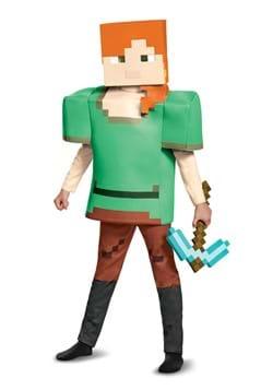 Minecraft Alex Deluxe Costume Child