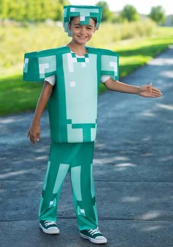 Minecraft Armor Deluxe Boys_Update