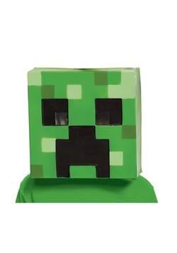 Minecraft Creeper Vacuform Mask main1