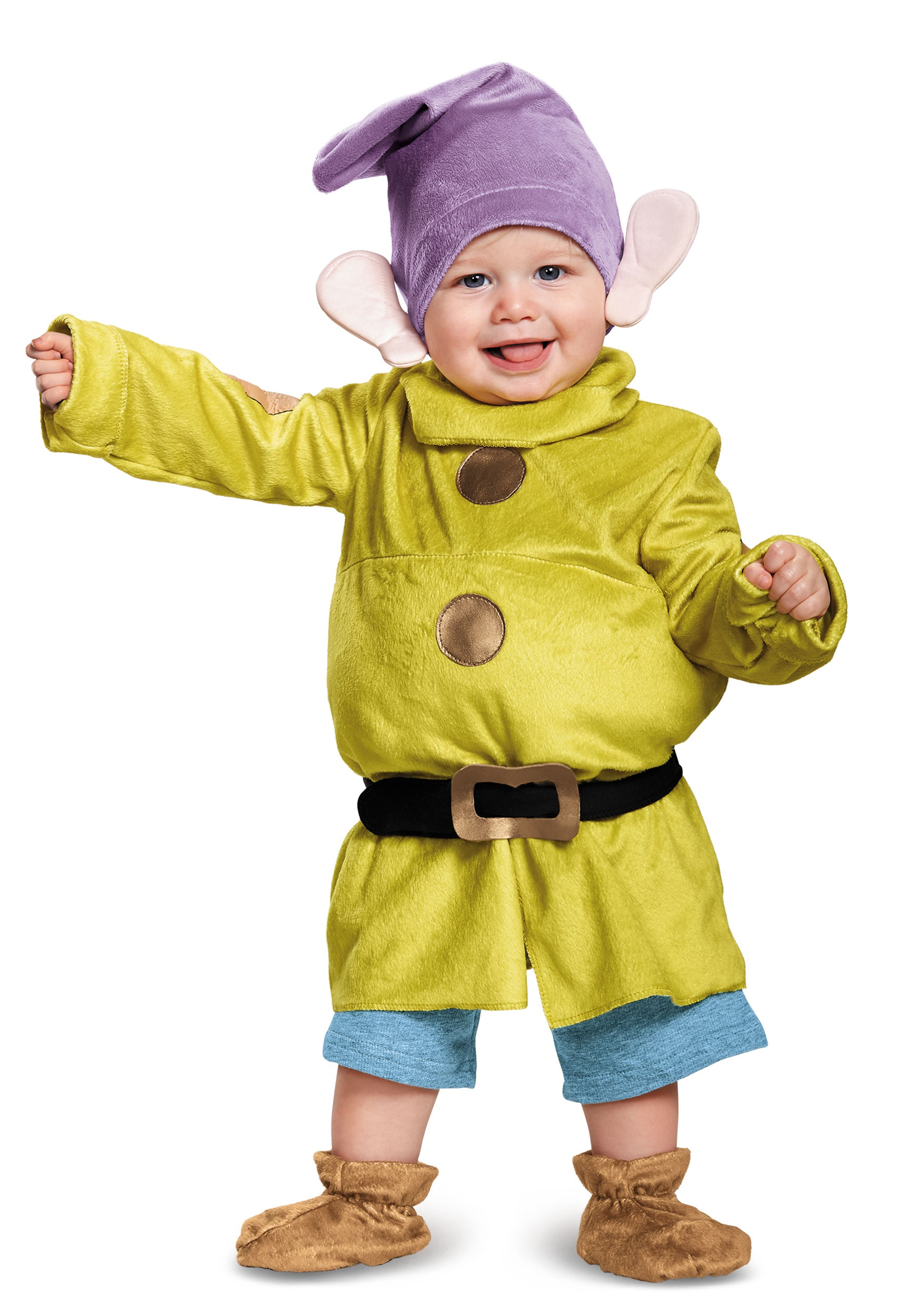 Snow white costumes halloweencostumes dopey deluxe infant costume solutioingenieria Gallery
