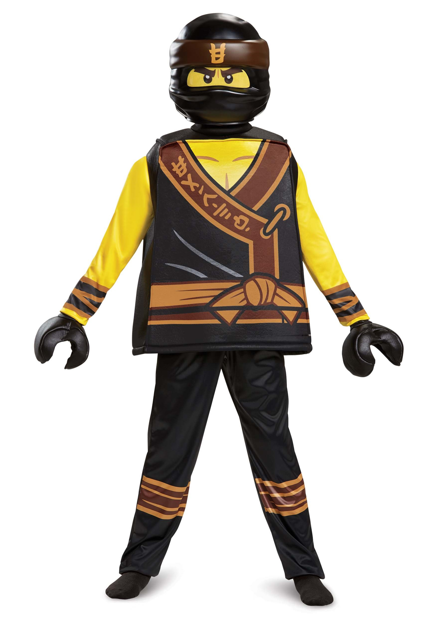 Ninjago Movie Cole Deluxe Boys Costume  sc 1 st  Halloween Costumes & Ninjago Movie Cole Deluxe Costume for Boys