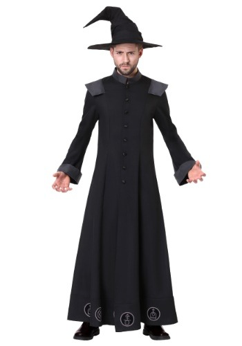 Click Here to buy Mens Warlock Costume from HalloweenCostumes, CDN Funds