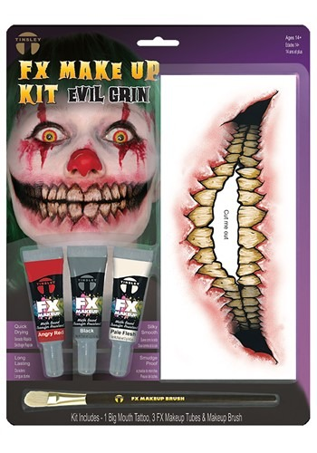 Image of FX Tattoo Evil Clown Kit
