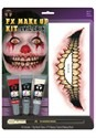 Evil Clown FX Tattoo Kit Update Main