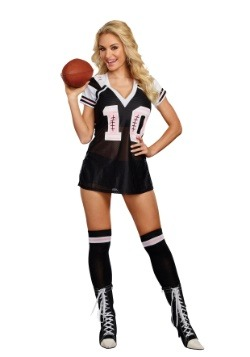 Women's Hail Mary Hottie Costume