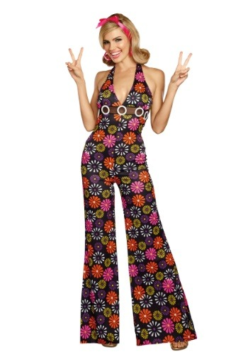 Groovy Baby Womens Jumpsuit